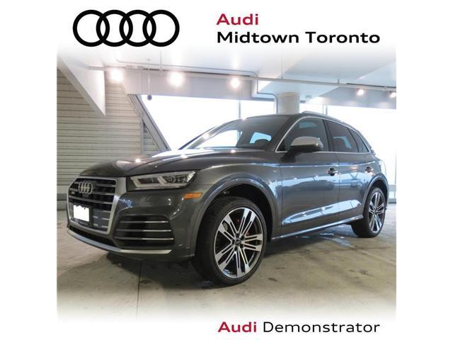 2018 Audi SQ5 3.0T Technik (Stk: AU5261) in Toronto - Image 1 of 22