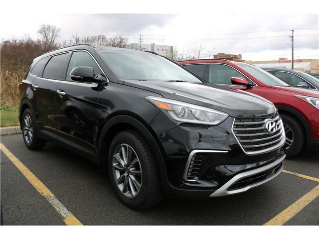 2019 Hyundai Santa Fe XL Luxury (Stk: 96369) in Saint John - Image 1 of 3