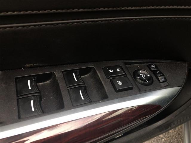 2017 Acura TLX Base (Stk: 3880) in Burlington - Image 10 of 20