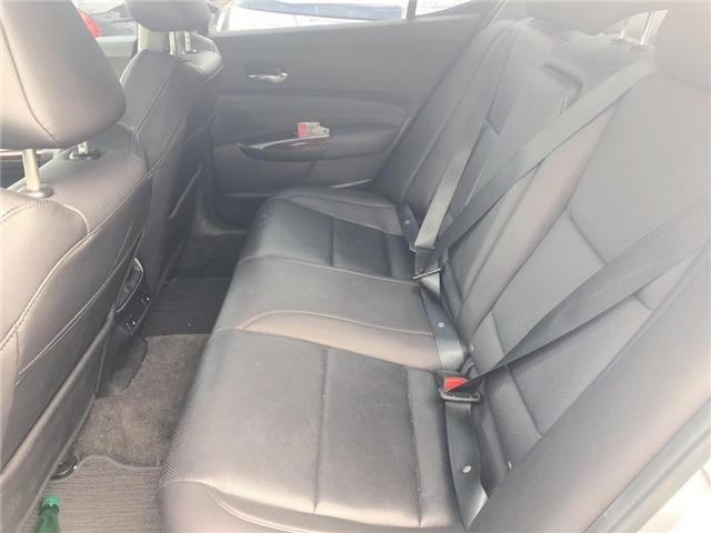2017 Acura TLX Base (Stk: 3880) in Burlington - Image 13 of 20