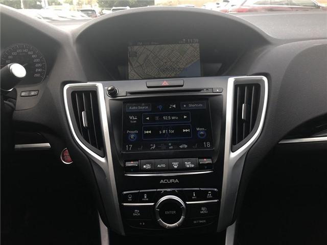 2017 Acura TLX Base (Stk: 3880) in Burlington - Image 16 of 20