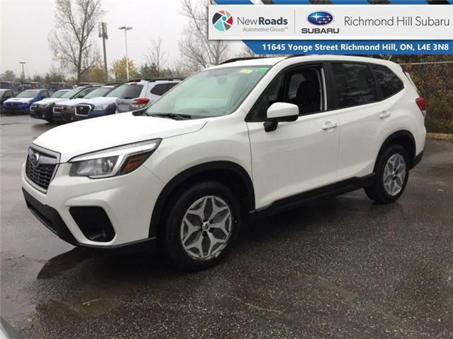 2019 Subaru Forester Convenience CVT (Stk: 32250) in RICHMOND HILL - Image 1 of 18