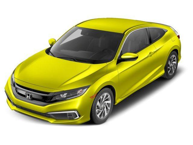 2019 Honda Civic Sport (Stk: F19017) in Orangeville - Image 1 of 2