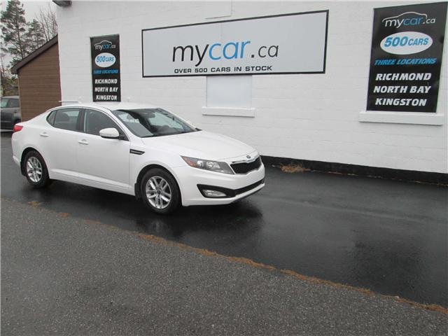2013 Kia Optima LX (Stk: 181659) in Richmond - Image 2 of 13