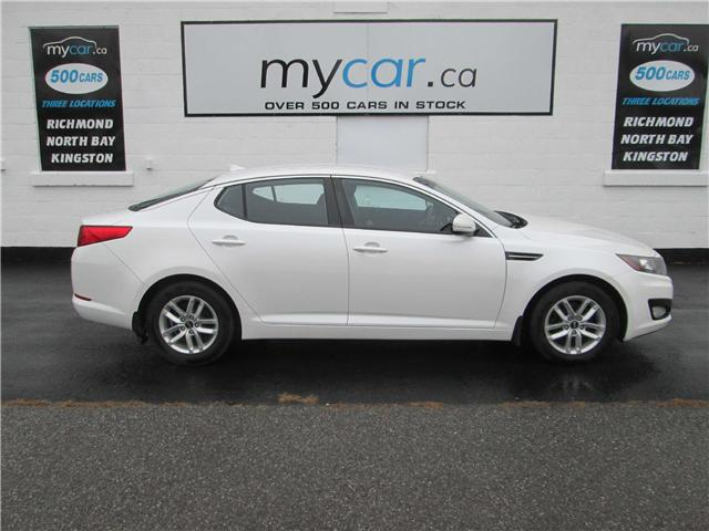 2013 Kia Optima LX (Stk: 181659) in Richmond - Image 1 of 13