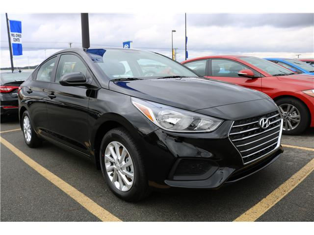 2019 Hyundai Accent Preferred (Stk: 91442) in Saint John - Image 1 of 2