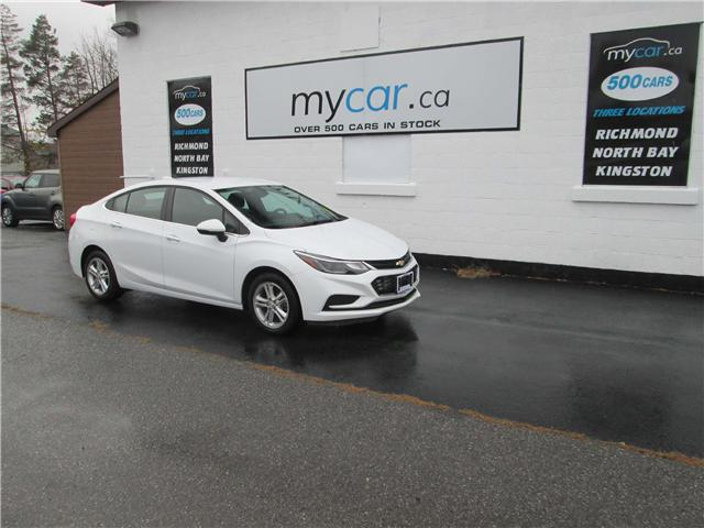 2017 Chevrolet Cruze LT Auto (Stk: 181585) in Richmond - Image 2 of 13