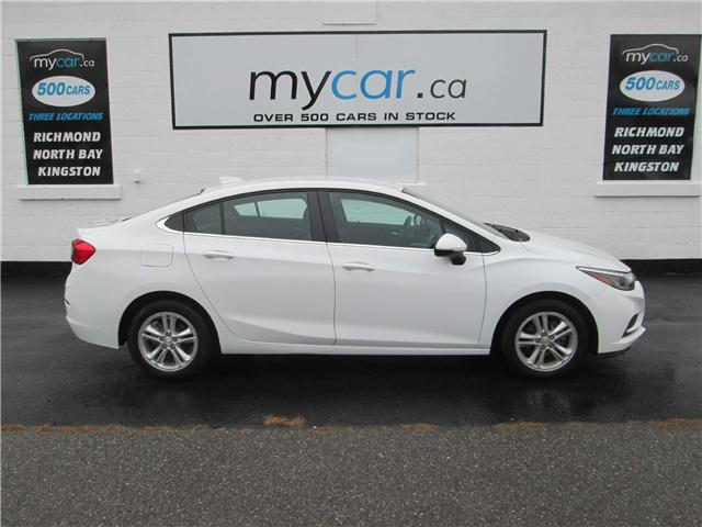 2017 Chevrolet Cruze LT Auto (Stk: 181585) in Kingston - Image 1 of 13