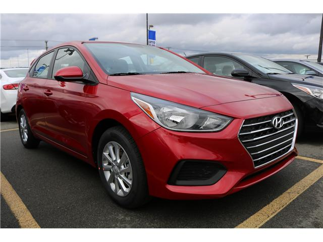 2019 Hyundai Accent Preferred (Stk: 91460) in Saint John - Image 1 of 2