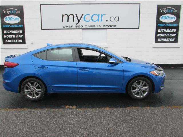 2017 Hyundai Elantra GL (Stk: 181646) in Kingston - Image 1 of 13