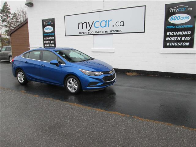 2017 Chevrolet Cruze LT Auto (Stk: 181583) in North Bay - Image 2 of 13