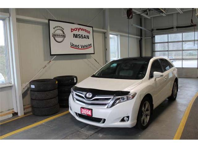 2014 Toyota Venza Base V6 (Stk: P16141) in Owen Sound - Image 1 of 14