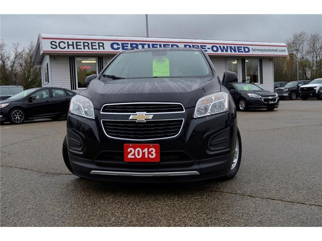 2013 Chevrolet Trax 2LT (Stk: 191460A) in Kitchener - Image 1 of 9