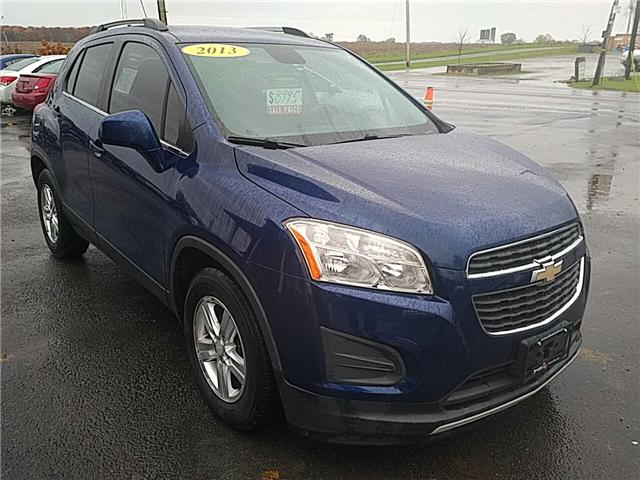 2013 Chevrolet Trax 1LT (Stk: -) in Dunnville - Image 1 of 15