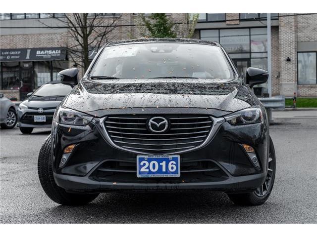 2016 Mazda CX-3 GT (Stk: 18-920A) in Richmond Hill - Image 2 of 20