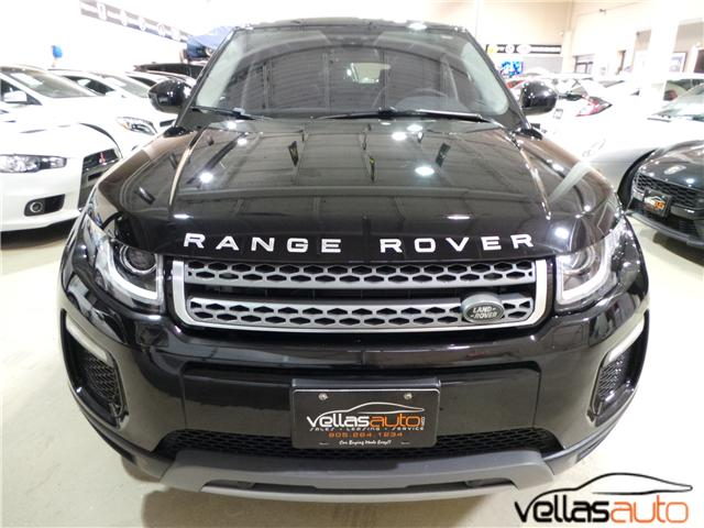 2018 Land Rover Range Rover Evoque  (Stk: NP3657) in Vaughan - Image 2 of 30