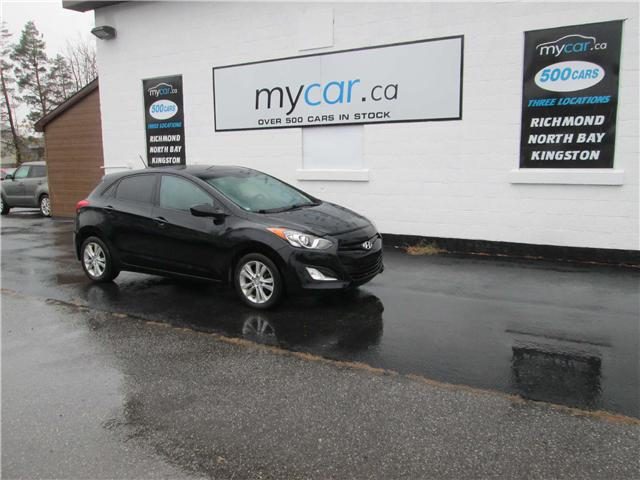2013 Hyundai Elantra GT GLS (Stk: 181645) in Richmond - Image 2 of 14