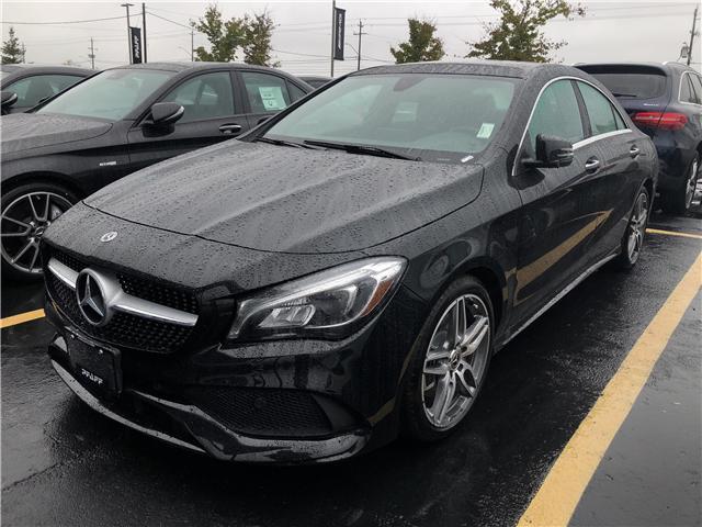 2019 Mercedes-Benz CLA 250 Base (Stk: 38605) in Kitchener - Image 1 of 5