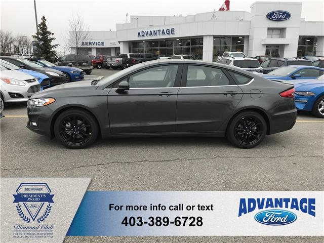 2019 Ford Fusion SE (Stk: K-157) in Calgary - Image 2 of 5