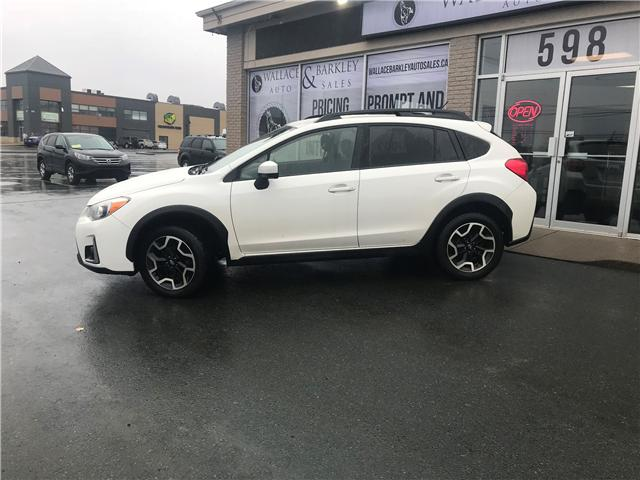 2017 Subaru Crosstrek Touring (Stk: 202340) in Truro - Image 2 of 7