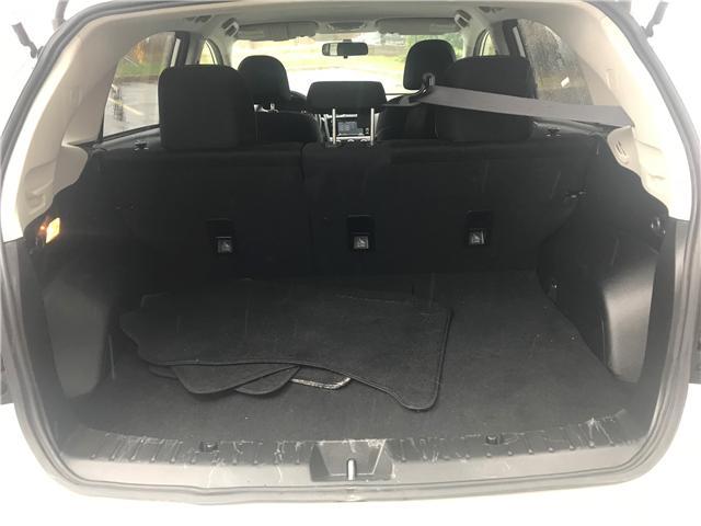 2017 Subaru Crosstrek Touring (Stk: 202340) in Truro - Image 6 of 7