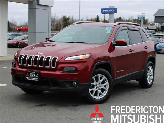 2017 Jeep Cherokee North (Stk: 181237A) in Fredericton - Image 1 of 9