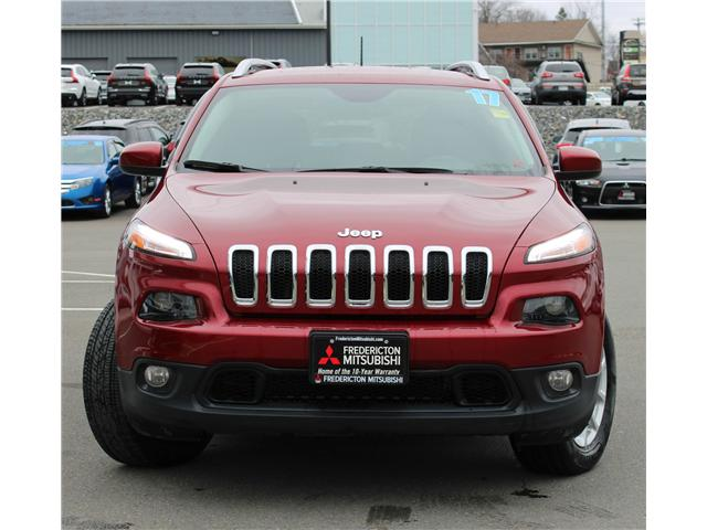 2017 Jeep Cherokee North (Stk: 181237A) in Fredericton - Image 2 of 9