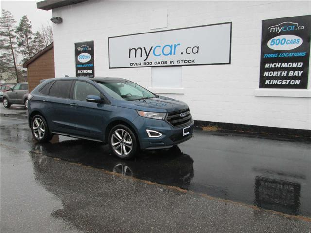 2016 Ford Edge Sport (Stk: 181676) in Richmond - Image 2 of 14