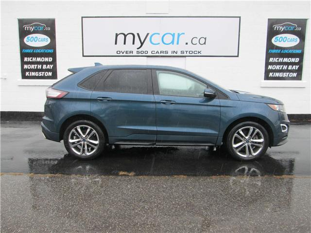 2016 Ford Edge Sport (Stk: 181676) in Kingston - Image 1 of 14