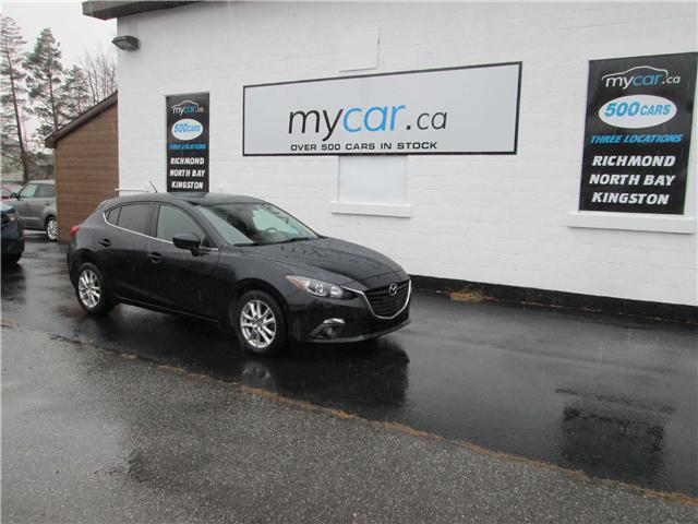 2015 Mazda Mazda3 GS (Stk: 181665) in Richmond - Image 2 of 14