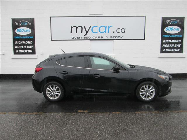 2015 Mazda Mazda3 GS (Stk: 181665) in Richmond - Image 1 of 14