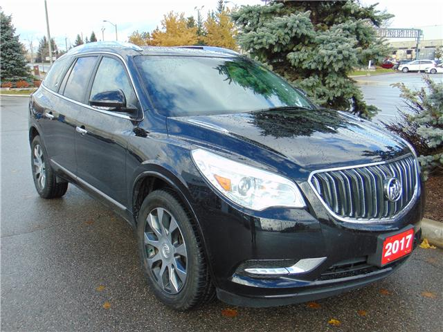 2017 Buick Enclave Leather (Stk: 305580T) in Brampton - Image 1 of 19