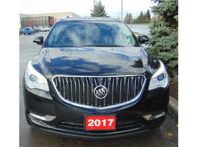 2017 Buick Enclave Leather (Stk: 305580T) in Brampton - Image 2 of 19