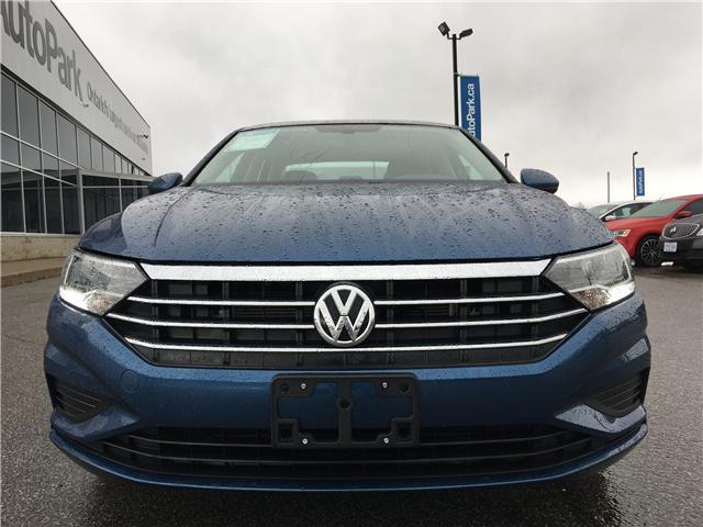 2019 Volkswagen Jetta 1.4 TSI Highline (Stk: 19-37511RJB) in Barrie - Image 2 of 27