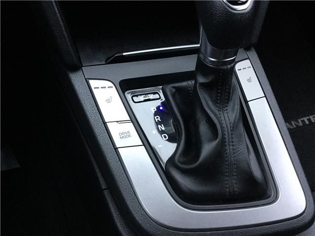 2017 Hyundai Elantra GL (Stk: 528-18B) in Stellarton - Image 13 of 14