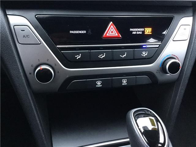 2017 Hyundai Elantra GL (Stk: 528-18B) in Stellarton - Image 14 of 14