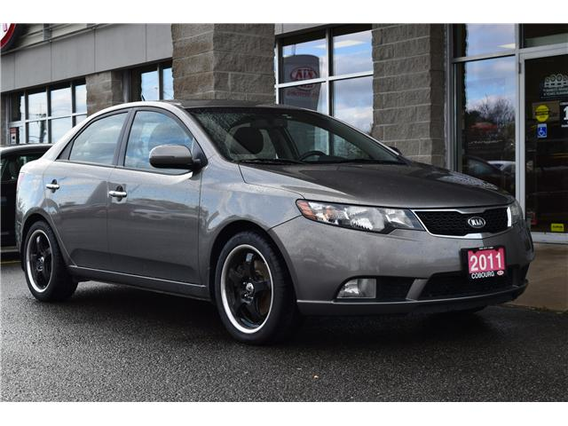 2011 Kia Forte 2.4L SX Luxury (Stk: ) in Cobourg - Image 1 of 21