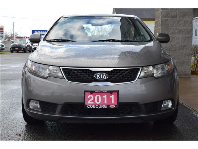 2011 Kia Forte 2.4L SX Luxury (Stk: ) in Cobourg - Image 2 of 21