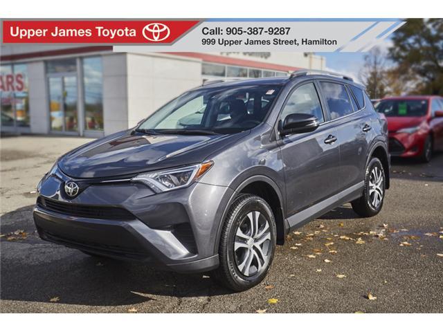 2017 Toyota RAV4 LE (Stk: 75418) in Hamilton - Image 1 of 18