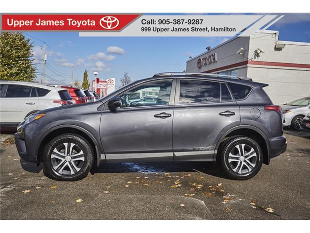 2017 Toyota RAV4 LE (Stk: 75418) in Hamilton - Image 2 of 18
