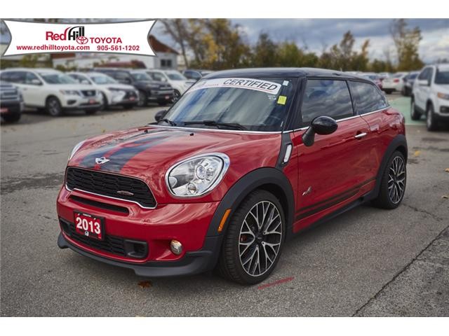 2013 MINI Paceman John Cooper Works (Stk: 75044) in Hamilton - Image 1 of 18