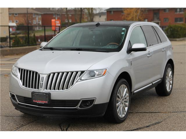 2011 Lincoln MKX Base (Stk: 1810476) in Waterloo - Image 1 of 14