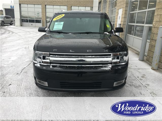 2018 Ford Flex SEL (Stk: 17056) in Calgary - Image 4 of 25