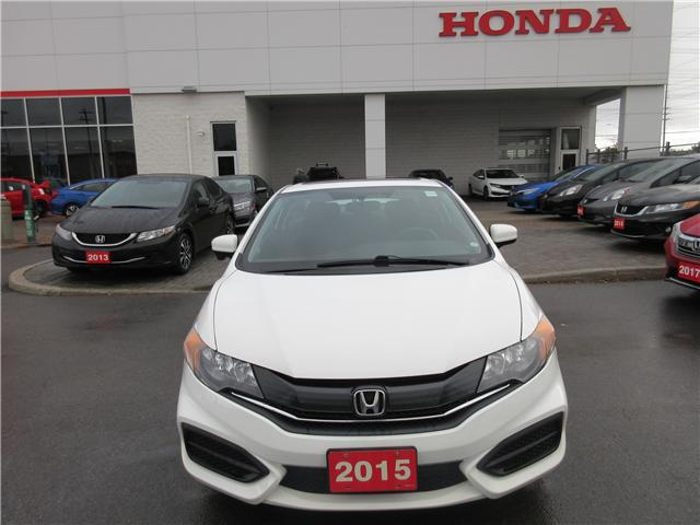 2015 Honda Civic EX (Stk: 25854AA) in Ottawa - Image 2 of 12