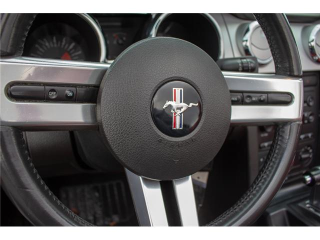 2006 Ford Mustang GT (Stk: AB0793) in Abbotsford - Image 21 of 27