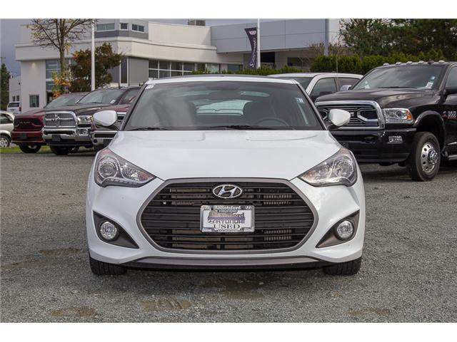 2017 Hyundai Veloster Turbo (Stk: AH8754) in Abbotsford - Image 2 of 29