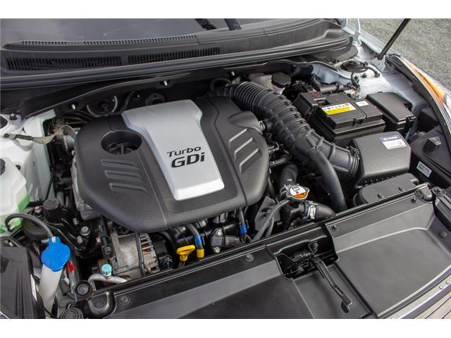 2017 Hyundai Veloster Turbo (Stk: AH8754) in Abbotsford - Image 9 of 29