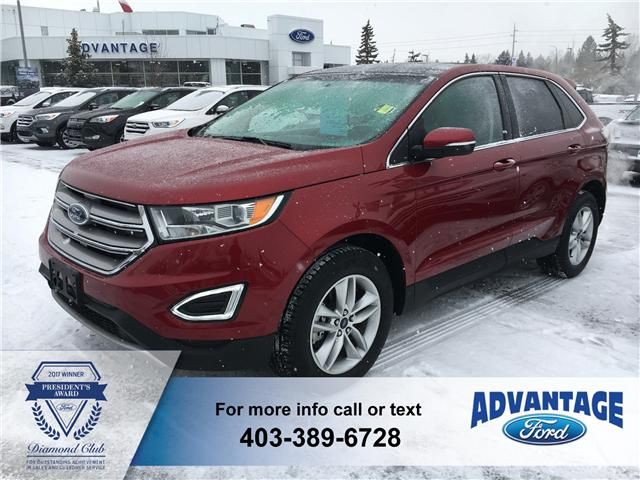 2017 Ford Edge SEL (Stk: 5324) in Calgary - Image 1 of 18