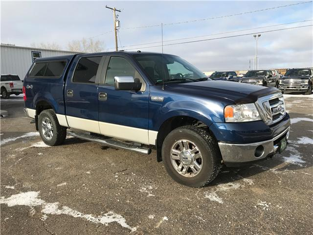 2008 Ford F-150 XLT (Stk: 8250B) in Wilkie - Image 1 of 20