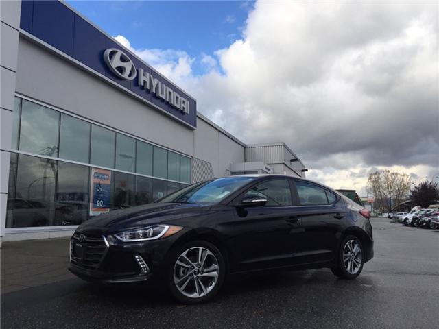 2018 Hyundai Elantra GLS (Stk: H18-0145P) in Chilliwack - Image 1 of 14